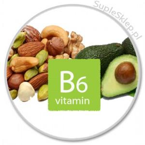witamina b6-calivita-magnezi b6-orzeczhy-awokado-avocado-calivita naturalne suplementy