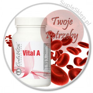 vital a dawkowanie-vital a cena-vital a calivita- dla grupy krwi a-witaminy dla grupy krwi a--naturalne suplementy diety