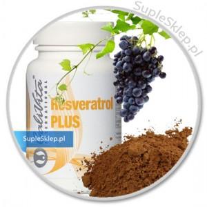 nasiona winogron-semina vitis-resveratrol plus calivita-eksrakt z nasion winogron