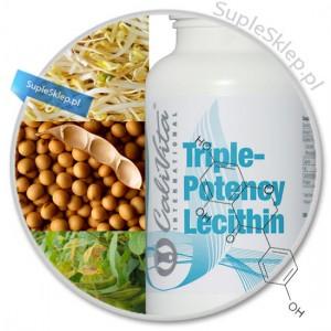triple potency lecithin-super soya lecithin-lecytyna sojowa-soya lecithin cena-soya lecithin dzia?anie-lecytyna właściwości-calivita international