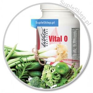 vital 0 cena-vital 0 dawkowanie-vital 0 calivita-multiwitaminy dla grupy krwi-calivita naturalne suplementy